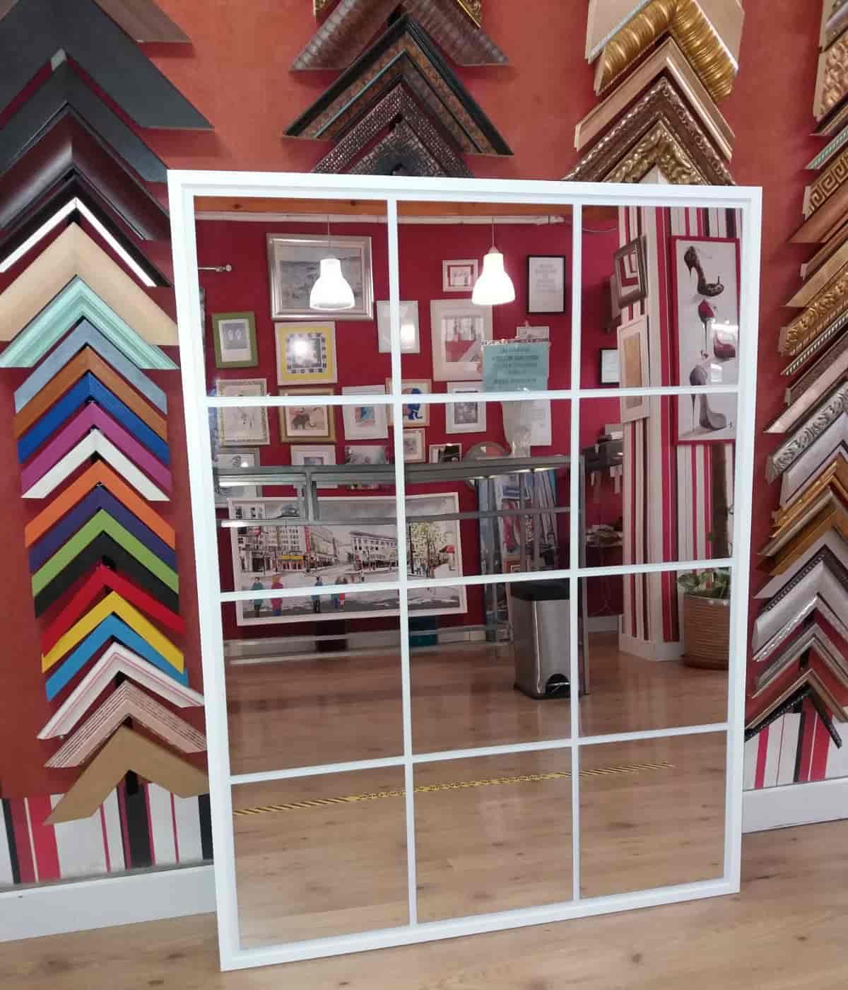 tienda de enmarcación de espejos a medida en Alicante