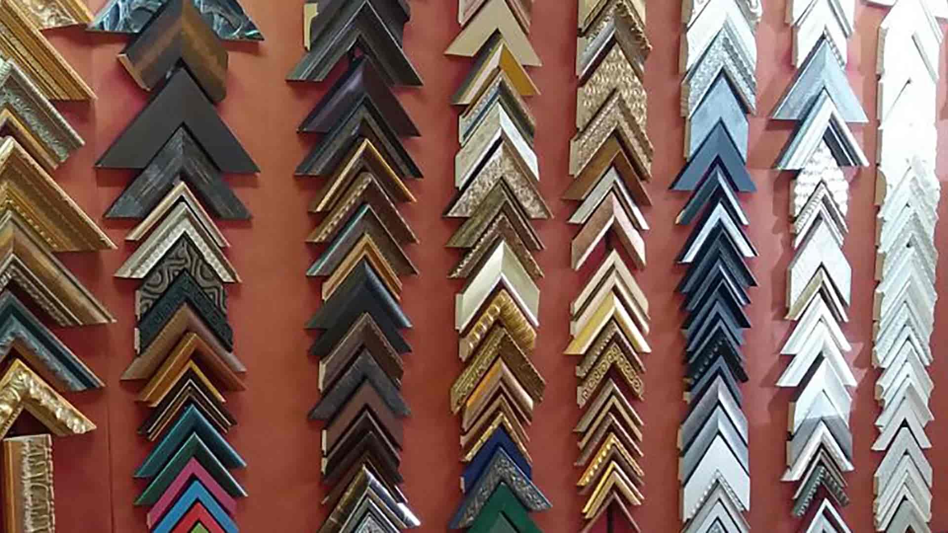 tienda de marcos y molduras en Alicante